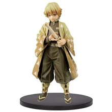 Demon Slayer Agatsuma Zenitsu anime figure