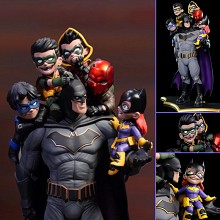 DC Batman Robin anime figures a set