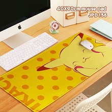 Pokemon pikachu anime big mouse pad