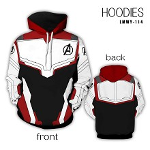The Avengers movie hoodie cloth