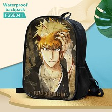 Dleach anime waterproof backpack bag