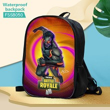 Fortnite game waterproof backpack bag