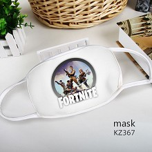 Fortnite game trendy mask