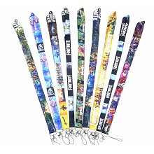 Fortnite neck strap Lanyards for keys ID card gym ...