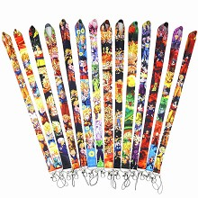 Dragon Ball neck strap Lanyards for keys ID card g...