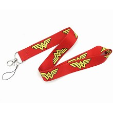 Wonder Woman neck strap Lanyards for keys ID card ...
