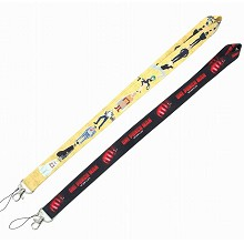 One Punch Man neck strap Lanyards for keys ID card...