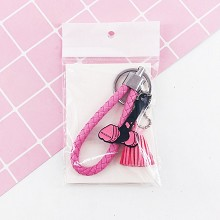 BLACK PINK star key chain