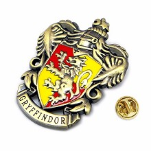 Harry Potter Gryffindor brooch pin