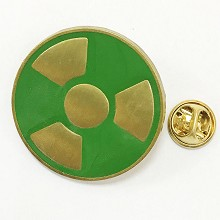 The Avengers Hulk brooch pin
