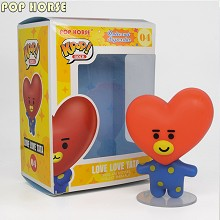 Funko POP Horse BTS Love TATA figure