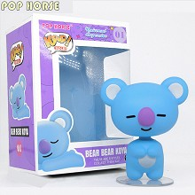 Funko POP Horse BTS BEAR KOYA figure