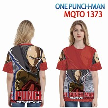 One Punch Man anime t-shirt