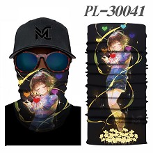Undertale game headgear stocking mask magic scarf ...