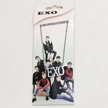 EXO star necklace