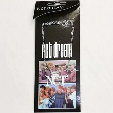 NCT DREAM star necklace