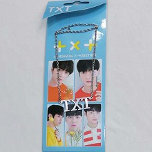 TXT star necklace