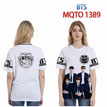 BTS star t-shirt
