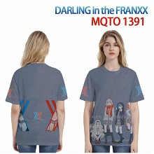 Darling in the Franxx anime t-shirt
