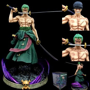 One Piece GK Zoro figure