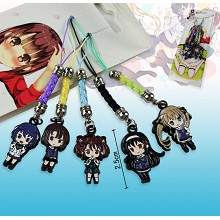 How to Raise a Boring Girlfriend anime phone strap...