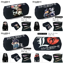 Death Note anime canvas pen bag pencil bag