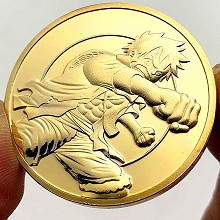 One Piece Luffy anime Commemorative Coin Collect B...