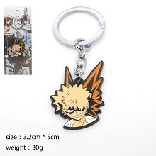 My Hero Acadmia Bakugou Katsuki anime key chain
