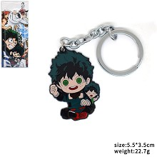 My Hero Academia anime key chain