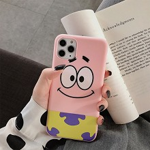 Spongebob anime iphone 11/7/8/X/XS/XR PLUSH MAX ca...