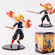 Demon Slayer Rengoku Kyoujurou anime figure