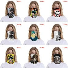 My Hero Academia anime headgear stocking mask magi...