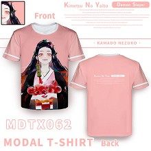 Demon Slayer anime modal t-shirt