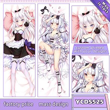 Azur Lane game two-sided long pillow adult pillow