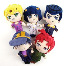 8inches JoJo's Bizarre Adventure anime plush doll