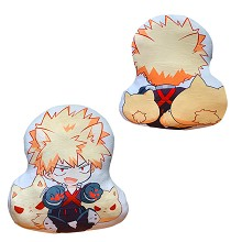 My Hero Academia anime custom shaped pillow