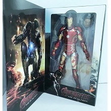9inches Iron Man MK43 figure