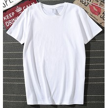The white cotton t-shirt