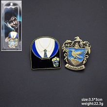Harry Potter brooch pins a set