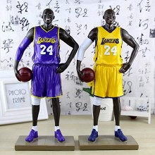 The NBA basketball star resin figure