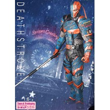 Team of Prototyping DC Deathstroke figure