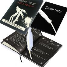 Death note anime notebooks set(notebook+pen)