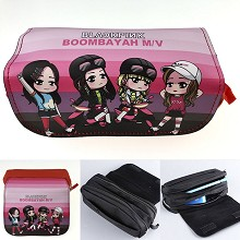BLACKPINK star pen bag pencil bag
