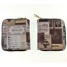 Harry Potter movie short wallet