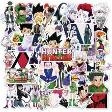 Hunter x Hunter anime waterproof stickers set(50pc...