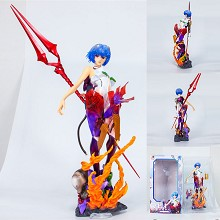 Absolute Terror Field EVA Ayanami Rei anime figure