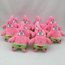 5inches Spongebob Patrick Star anime plush doll