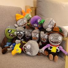 12inches Plants vs Zombies game plush doll