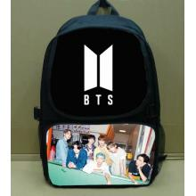 BTS star backpack bag