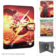 The Flash movie wallet